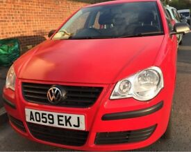 2009 VW POLO 1.2 MANUAL 49K MILAGE 1 OWNER GREAT Condition