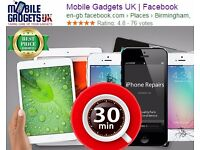 Best iPad & iPhone Repair Service in Birmingham iPad2 3 4 Mini Air iPhone 4 5 5C 5S 6 6+ 6S 6S+