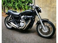 Custom Honda VLX400, 45k miles, solid engine, MOT till end of Nov'18