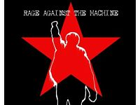 Rage Against the Machine Tribute Vocalist / Rapper / Singer wanted / needed