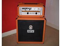 Orange AD 200B MK 3 & 4 X 10 Cab