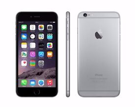 Apple iPhone 6 64GB EE White & Silver Excellent Condition (Grade A) Boxed + Free Accessories