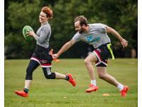 Mixed Adult Tag Rugby - Free Taster Sessions in East and South Manchester