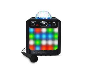 ION PARTY ROCKER EXPRESS BLUETOOTH KARAOKE MACHINE WITH LIGHT SHOW - 0% FINANCING AVAILABLE - OPENBOX CALGARY