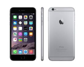 iPhone 6 Plus / 128GB / space grey / unlocked