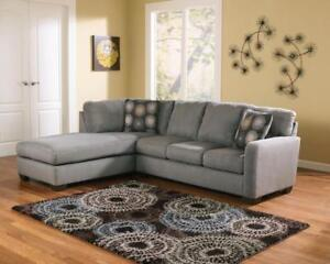 ZELLA CONDO SECTIONAL - ASHLEY FURNITURE - SAVE UP TO 50% OFF