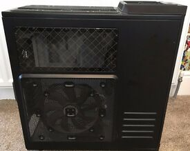 PC Gaming Case and PSU