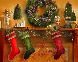 Christmas Decorations- Large Collection
