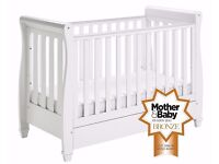 Cot Bed and Mattress / BRAND NEW