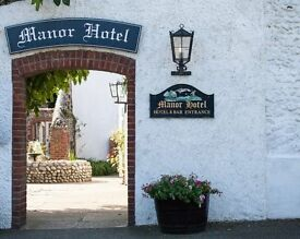 Full Time 2nd Chef / Chef de partie Accommodation available