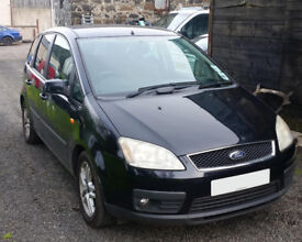 Ford Focus C Max Cmax 1.8 breaking for parts