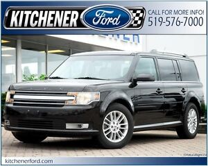 2014 Ford Flex SEL **SEL/AWD/PANO ROOF/HTD SEATS&MIRRORS/PWR...