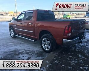 2013 Ram 1500 SLT w/ Cloth Seats, Touch Screen, 4X4, Edmonton Edmonton Area image 5
