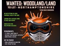 Land / Woodland Wanted to Let