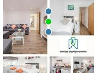 ShortTerm/Relocation Watford - 2 Bedroom Apartment Perfect for Contractors/Business Travelers