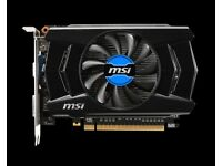 MSI NVIDIA GeForce GTX 750Ti 2GB D5 128Bit