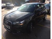 AUDI A1 1.6 SPORTBACK TDI SPORT 5d 103 BHP (black) 2013