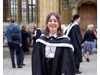 Oxford educated tutor and lover of French