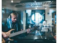 Bass lessons with WARNER MUSIC/SONY/BMG bassist. Isleworth. £20 P/HOUR
