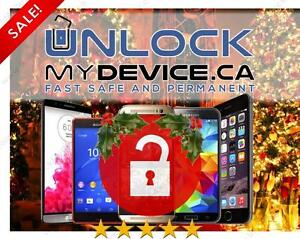 *** CELL PHONE UNLOCK - CALL/TEXT 226-316-2334 - ALL PHONES AND PROVIDERS ***
