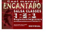 Salsa Classes Private