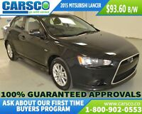 2015 Mitsubishi Lancer SE, BLUE TOOTH, KEYLESS ENTRY