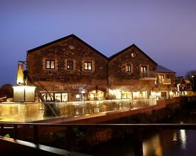 Floor team required to work at the Samuel Jones Smoke and Ale House on the Quayside in Exeter