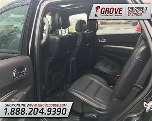 2014 Dodge Durango R/T w/ DVD Player, Leather Seats, AWD, Edmonton Edmonton Area image 16