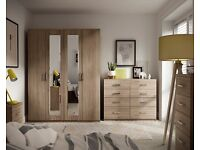 Modena Bedroom Furniture **Home Delivery Available**