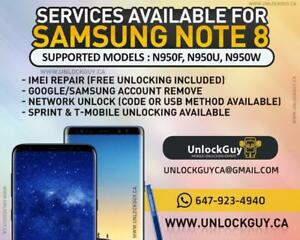 UNLOCK SAMSUNG, LG, IPHONE, HTC, BLACKBERRY, MOTOROLA, REMOTE USB UNLOCK, REMOVE GOOGLE, SAMSUNG ACCOUNT NETWORK REPAIR