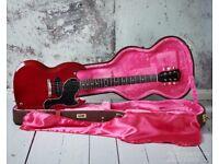 1963 Gibson SG Junior + Hard Shell Case