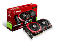 BRAND NEW MSI Geforce GTX 1070 Gaming X 8GB GDDR5 Factory OCed version