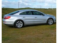 VW Passat CC TDi July 2008 one owner FSH with invoices. very clean car and worth a viewing.