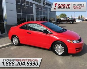 2009 Honda Civic DX-G w/ Power Options, Cloth Seats, FWD