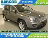 2014 Jeep Compass Sport/North, NO ACCIDENTS, KEYLESS ENTRY, LEAT