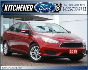 2015 Ford Focus SE SE/ONLY 39K KM'S!!/MINT!