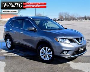 2016 Nissan Rogue SV AWD w/Technology Package *LOCAL*