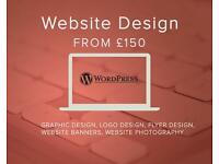 Web design /Website Photography /web designer/website design/website developer /graphic designer