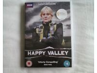 HAPPY VALLEY SERIES DVD, NEW STILL SEALED