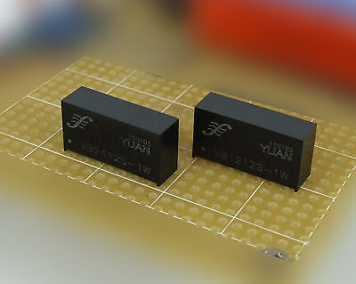 Isolated Power Module Dc-dc Converter In 10-16v Out 12v