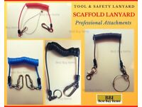 B23 Scaffold Lanyard Tool Lanyard Tool Safety Lanyard DIY Professional Attachments