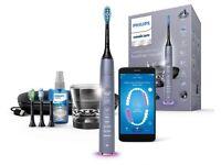 Philips Sonicare DiamondClean Smart Electric Toothbrush - Grey HX9924/44 RRP £360
