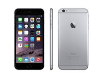 APPLE IPHONE 6 PLUS IN VERY GOOD CONDITION NO SCRATCHES** UNLOCKED**
