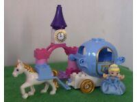 Lego Duplo Cinderellas horse and carriage