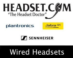 Wired Office Headsets