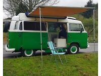 VW T2 Bay window Brazil kombi high spec, low mileage
