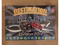 Destination London 2012 Board Game