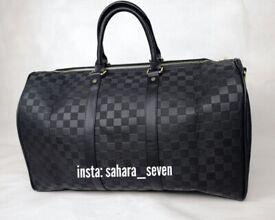 Lv gym handbag duffle Louis Vuitton £75 holdall bag