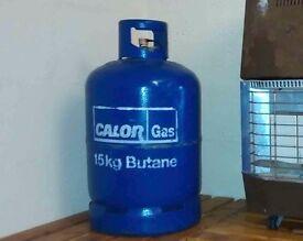 Butane bottle