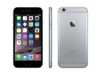 Brand new-Grey Apple iPhone 6 32GB on EE